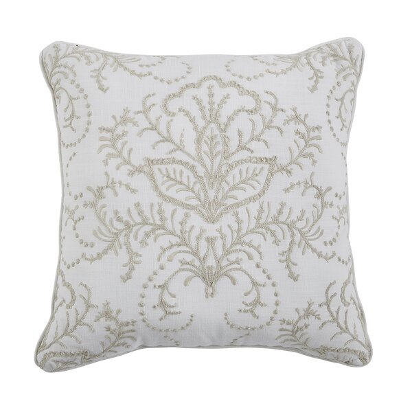 Liliana Fashion 100% Cotton Throw Pillow by Croscill Home Fashions